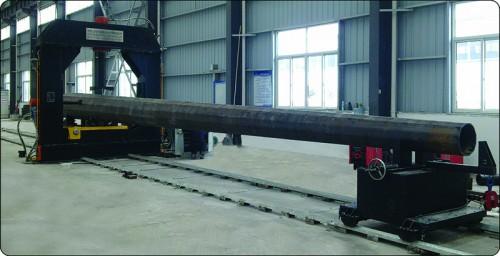 安徽YGH-150钢管合缝校直机