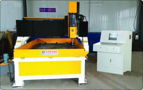 安徽PMZ-2012龙门移动式数控筛板钻床
