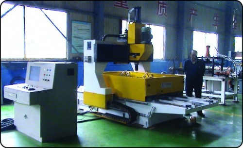 四川PMZ系列龙门移动式数控平面钻床