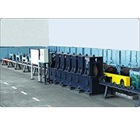 GLJ系列滚轮式机械型角钢矫直机